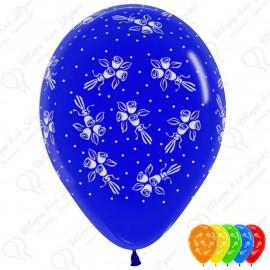 Воздушный шар 30 см букеты, ассорти, пастель.