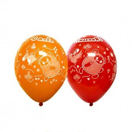 Воздушный шар винни, 30 см.