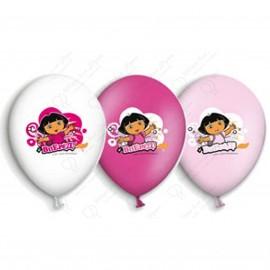 Воздушный шар 38 см Даша, пастель.