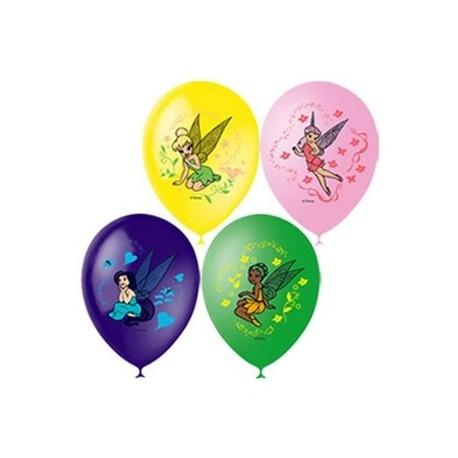Воздушный шар Дисней Феи ассорти, 38 см.