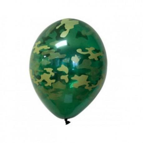 Воздушный шар военный, 38 см.