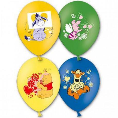 Воздушный шар Disney Винни, 38 см.