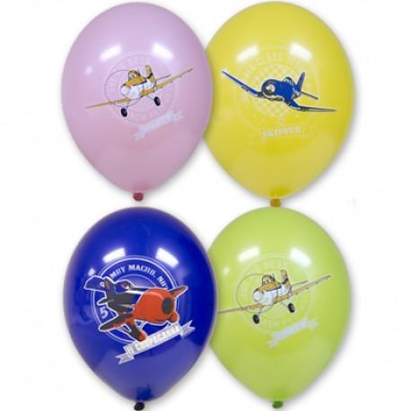 Воздушный шар Disney Самолеты, 38 см.