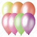 Воздушные неоновые шары для запуска в небо.