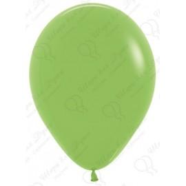 Воздушный шар лайм, пастель для запуска в небо.