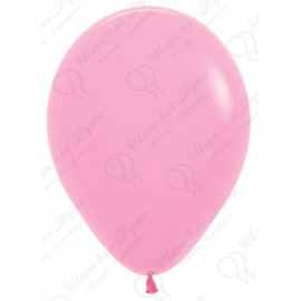 Воздушный шар розовый, пастель для запуска в небо.
