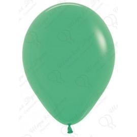 Воздушный шар зеленый, пастель для запуска в небо.