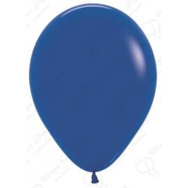 Воздушный шар синий, пастель для запуска в небо.