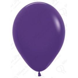 Воздушный шар фиолетовый, пастель для запуска в небо.