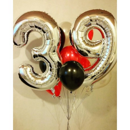 Шары на День Рождения №18