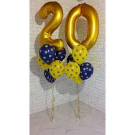 Шары на День Рождения №24