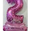 Шары на День Рождения №32