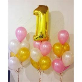 Шары на День Рождения №41