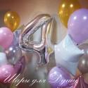Шары на День Рождения №54