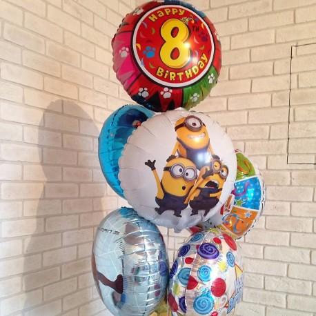 Шары на День Рождения №66