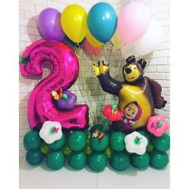 Шары на День Рождения №72