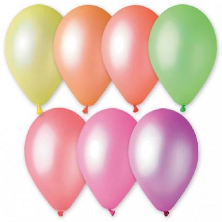 Воздушные неоновые шары, 30 см.