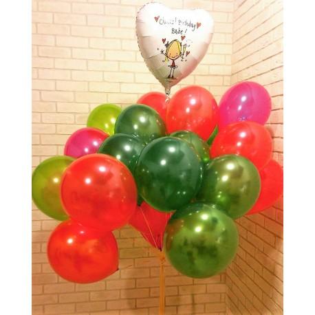 Шары на День Рождения №86
