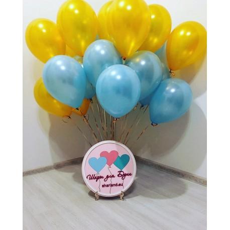 Шары на День Рождения №95