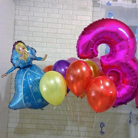 Шары на День Рождения №104