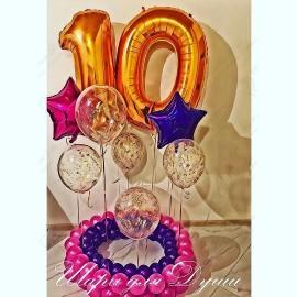 Шары на День Рождения №108