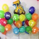 Шары на День Рождения №128