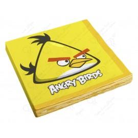 Салфетка Angry Birds.