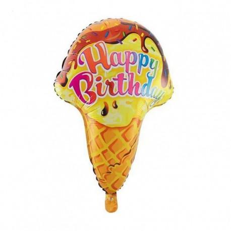 Фигурный шар - Мороженое. 71 см.