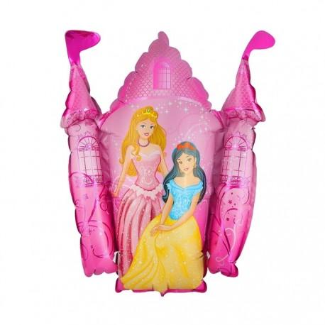 Фигурный шар - Замок Принцессы. 84 см.