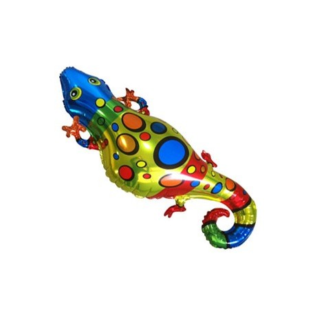 Фигурный шар - Ящерица,  91 см.