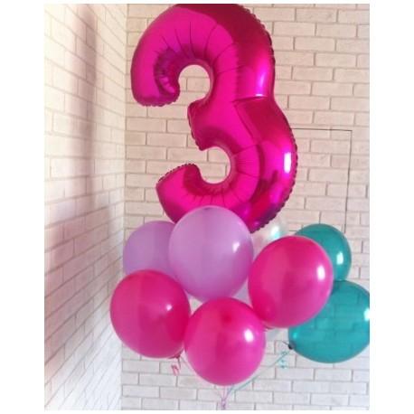 Шары на День Рождения №134