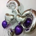 Шары на День Рождения №142