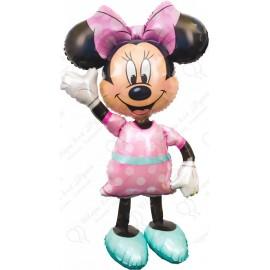 Шар ходячая фигура - Минни Маус.