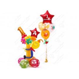 Воздушные шары на 1 Сентября - День знаний!