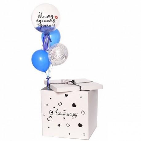 Коробка для шаров.