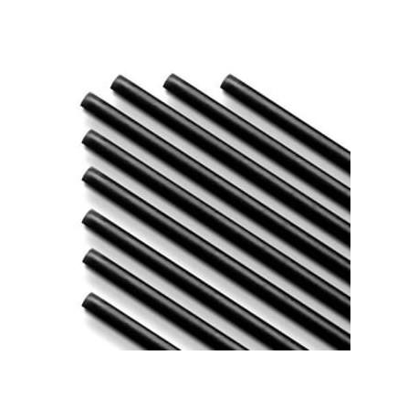 Палочки черные, 100 шт. (диаметр 5 мм, длина 370 мм)