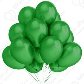Воздушный шар 30 см весенне-зеленый, пастель