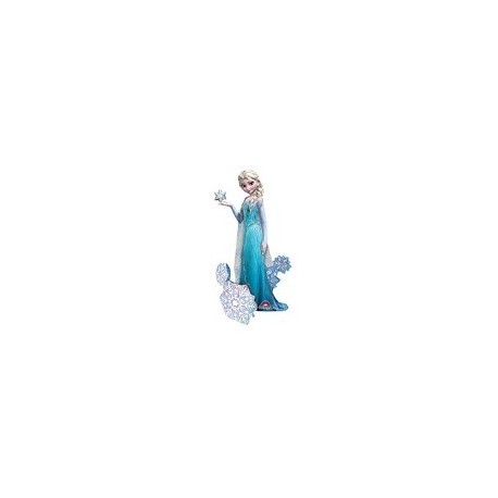 Шар ходячая фигура - Эльза. 144 см.