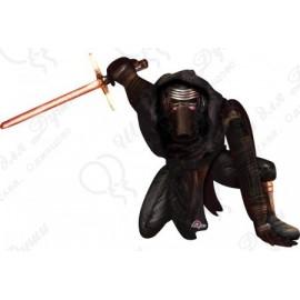 Шар ходячая фигура - Звездные войны 7 - Кайло Рен.