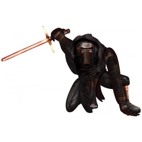 Шар ходячая фигура - Звездные войны 7 - Кайло Рен. 104 см.