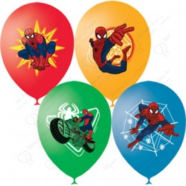 Воздушный шар 38 см Дисней Человек Паук.