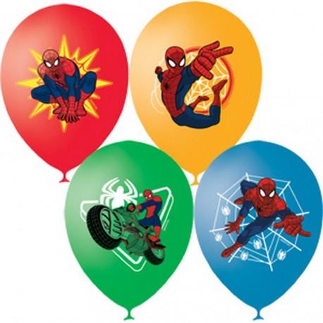 Воздушный шар Дисней Человек Паук, 38 см.