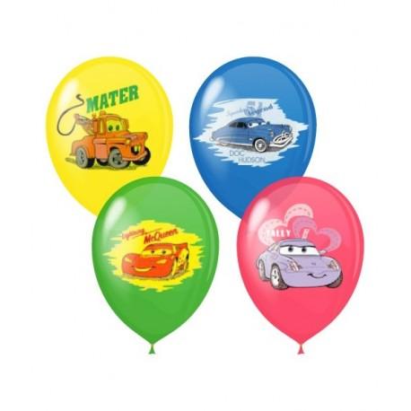Воздушный шар Disney Тачки, 38 см.