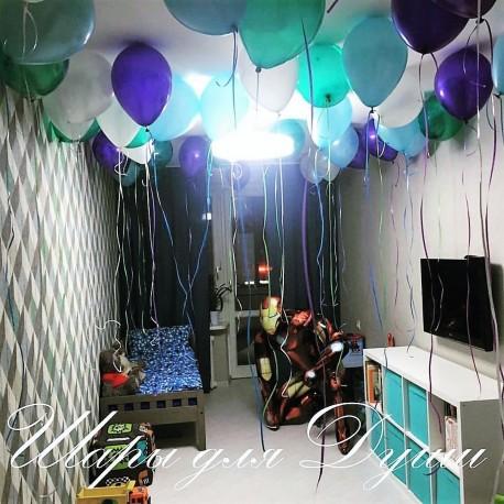 Шары на День Рождения №37