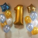 Шары на День Рождения №46