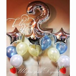 Шары на День Рождения №63