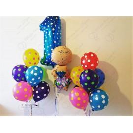 Шары на День Рождения №70