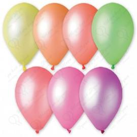 Воздушный шар 30 см неоновые.