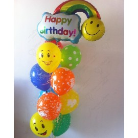 Шары на День Рождения №78