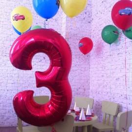 Шары на День Рождения №90